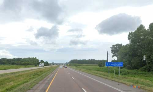 ia interstate 29 iowa i29 sergeant bluff welcome center mile marker 139 southbound off ramp exit