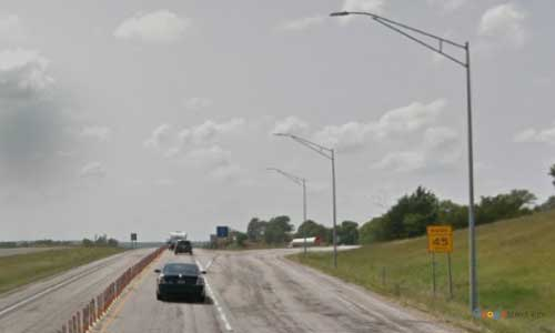 ia interstate 680 iowa i680 loveland rest area mile marker 18 westbound off ramp exit